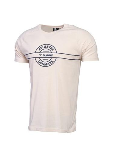 Hummel Erkek Tişört Arrow 911287-9024 Beyaz